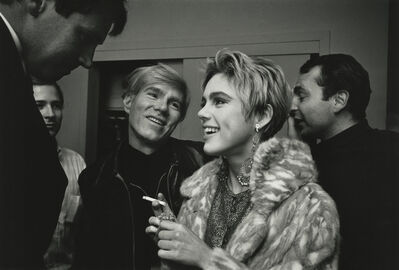 Steve Schapiro, 'Andy Loves Edie, New York', 1965