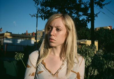 Lise Sarfati, 'Brianna, Sunset & Vista, From the series On Hollywood', 2009