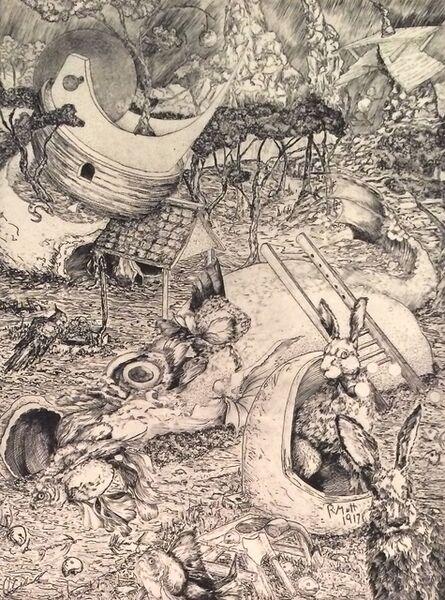 Daniel Birdsong, 'The Complete Angler', 2014