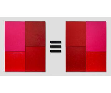 Horacio Zabala, 'Fragmentos equivalentes', 2019