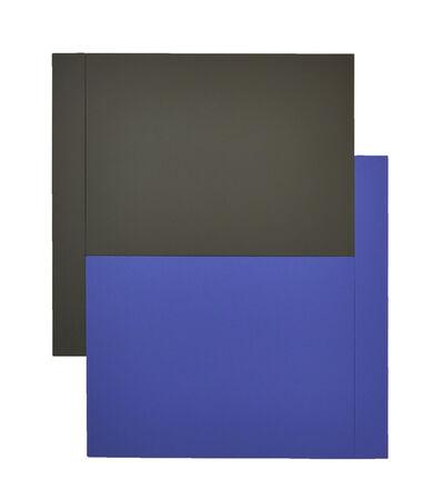 Scot Heywood, 'Shift Grey / Blue'