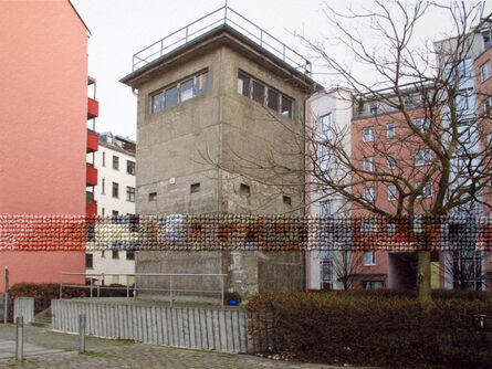 Diane Meyer, 'Former Guard Tower, Kieler Strasse', 2012