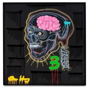 Al Baseer Holly (ABH), 'What's a Skull Without a Brain ', 2018
