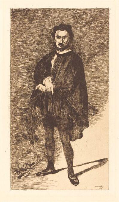 Édouard Manet, 'The Tragic Actor (L'acteur tragique)', 1866