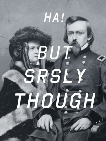 Shawn Huckins, 'Charles Pomeroy Stone: Ha! But Seriously Though', 2015