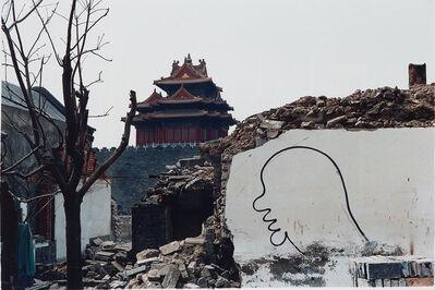 Zhang Dali, 'Demolition 19993A', 1999