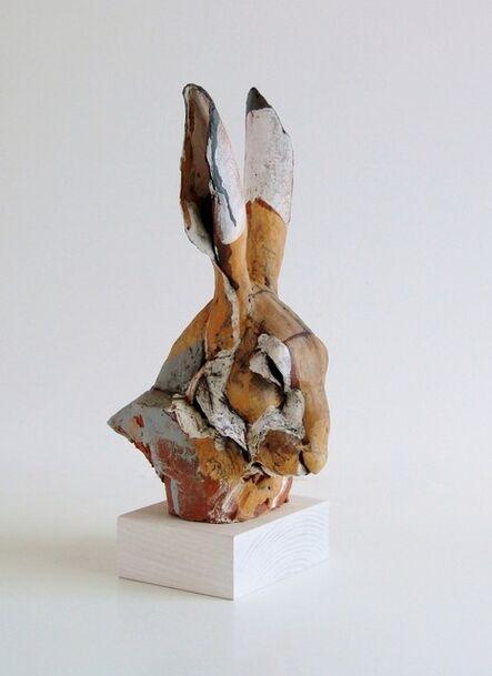 Nichola Theakston, 'Hare Head Study iii', 2016