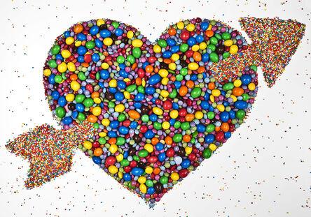 Clara Hallencreutz, 'Taste Candy Crush ', 2015