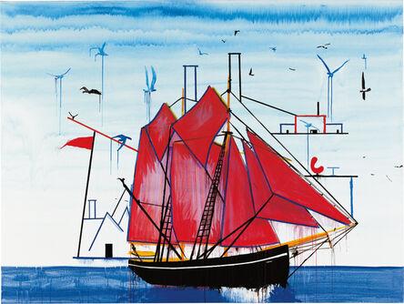 John Kørner, 'The Ice', 2004