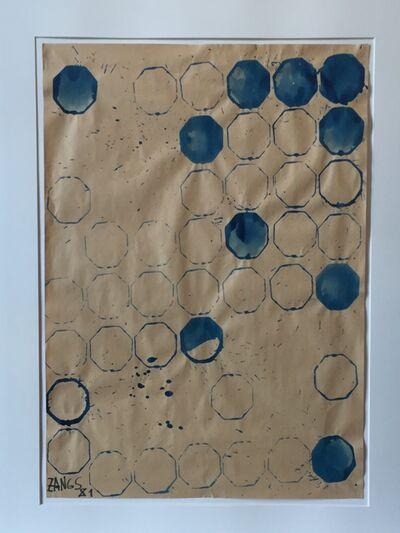 Herbert Zangs, 'Untitled', 1980