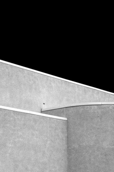 Egle Kisieliute, 'Concrete Evidence 2 (Craigsbank Church 1967, Edinburgh)', 2018