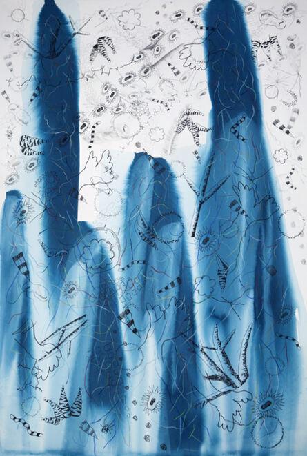 Anaïs Senli, 'Filamentous growth in zoosporangium 2', 2018