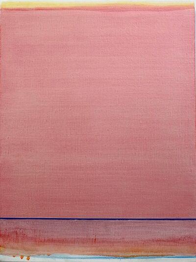 Shingo Francis, 'Blue Reflecting Yellow', 2018
