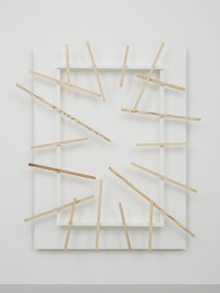 Kishio Suga, 'Dispersed Surroundings and Separated Spaces', 2019