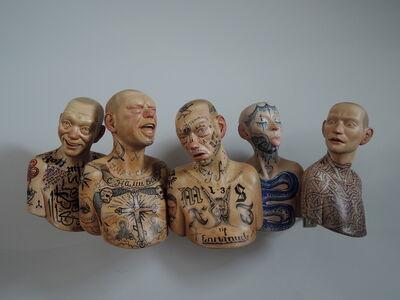 Richard Stipl, 'Spitting Image', 2014
