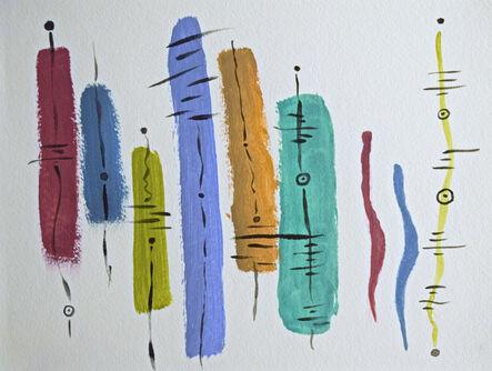 L.B. Berman, 'The Fabric of Music', 2017
