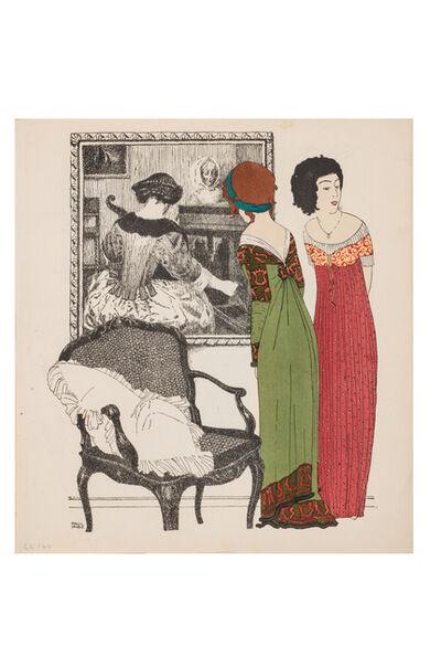 Paul Iribe, 'Les robes de Paul Poiret racontées par Paul Iribe', 1908