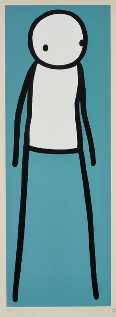 Stik, 'Walk 'Friend'', 2012