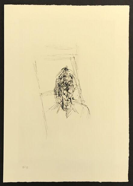 Alberto Giacometti, 'Face from La Magie Quotidienne', 1963