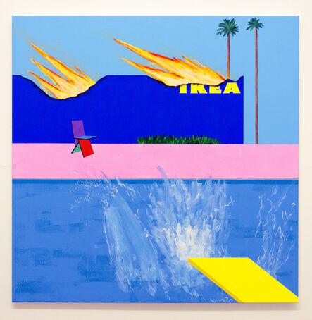 Michael Pybus, 'A Bigger Splash', 2017