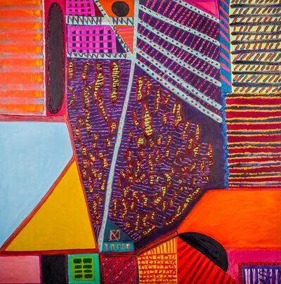 Sue Layman Lightman, 'Burning Bush', 2011