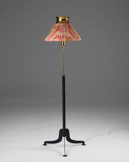 Josef Frank, 'Floor lamp model 2597', 1940-1949