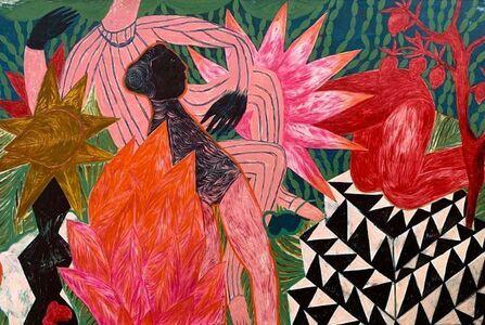 Rusudan Khizanishvili, 'The Garden Into The Shelter', 2020