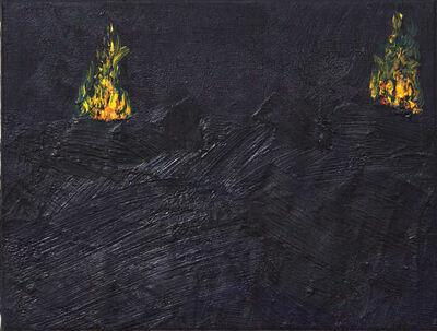 "Afonso Tostes, 'Fogo mensageiro - ""untitled No. 9""', 2014"