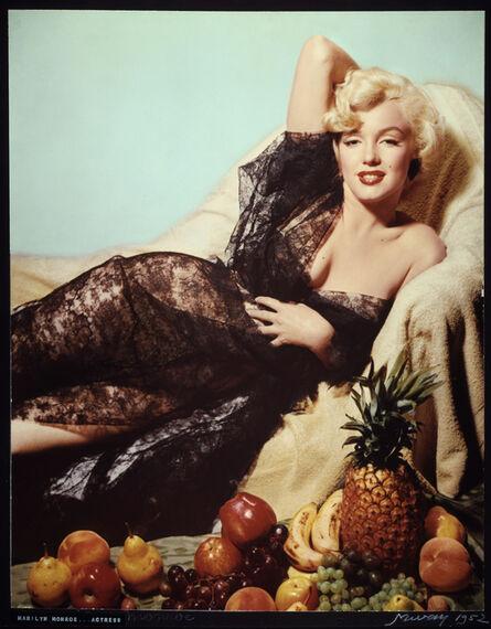 Nickolas Muray, 'Marilyn Monroe...Actress', 1952