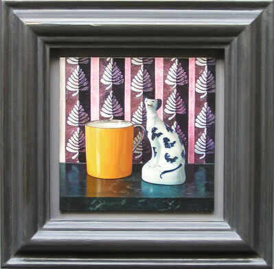 Lucy Mackenzie, 'Yellow Cup and China Dog', 2005