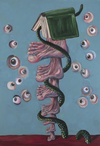 Memed Erdener a.k.a. Extrastruggle, 'Seven Heavens', 2017