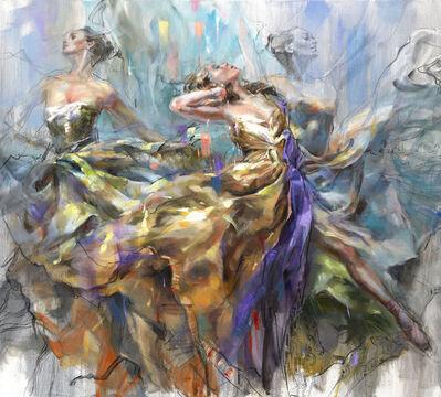 Anna Razumovskaya, 'Loving the Spin', 2021