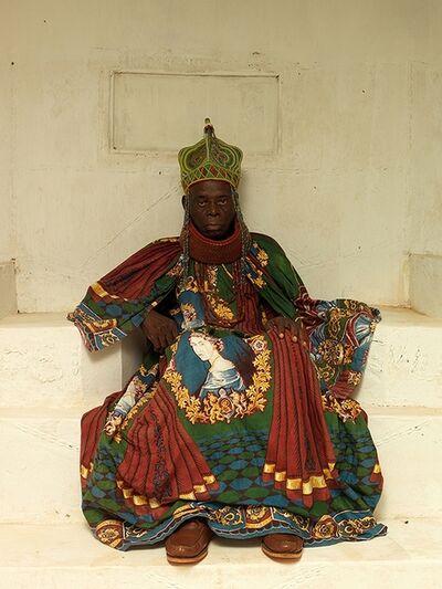 George Osodi, 'HRM Agbogidi Obi James Ikechukwu Anyasi ll,  Obi of Idumuje Unor ', 2012