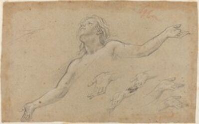 Baldassare Franceschini, 'Ascension of the Magdalene', late 1650s