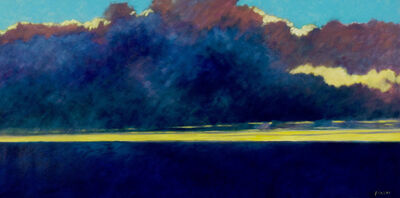 Ellen Glasgow, 'Bahama Straits, Sunrise', 2010