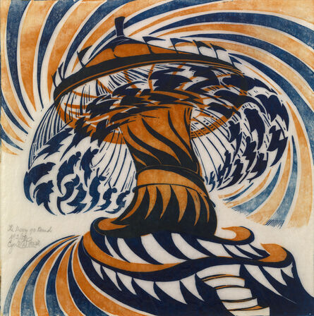 Cyril Power, 'The Merry-Go-Round', ca. 1930