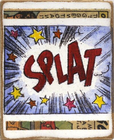 Kati Elm, 'Splat Magnet', 2018