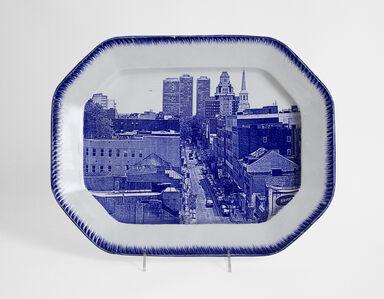 Paul Scott, 'Cumbrian Blue(s), New American Scenery, Philadelphia', 2017