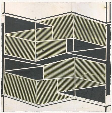 Elise Ferguson, 'Fence Fold', 2014