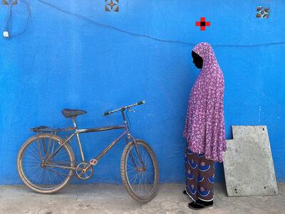 Saidou Dicko, 'Velo et foulard', 2021