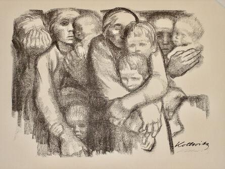 Käthe Kollwitz, 'Mothers', 1919