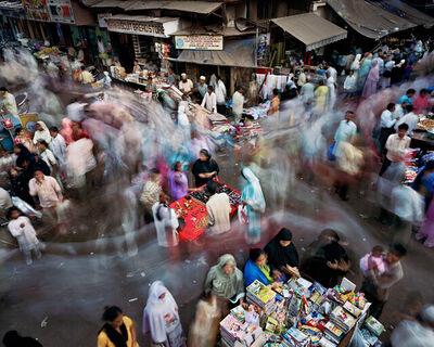 Martin Roemers, 'Saifee Jubilee Street, Kumbharwada, Mumbai, India', 2007