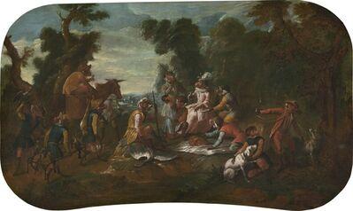 Christophe Huet, 'Singerie: The Picnic', ca. 1739