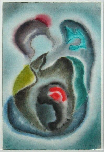 Nassos Daphnis, 'A Happy Journey', 1948