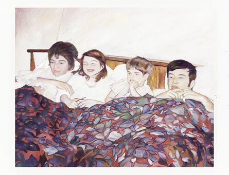 Keith Mayerson, 'My Family', 2013