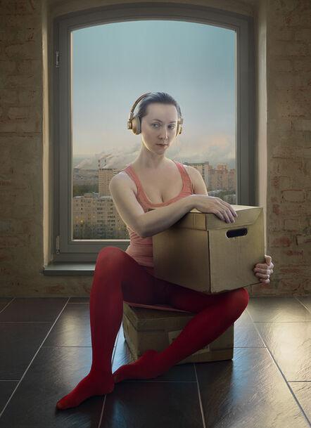 Katerina Belkina, 'Receiving Orders. Salome and St. John', 2017