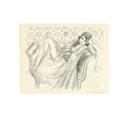 Henri Matisse, 'Repos sur la banquette', 1929