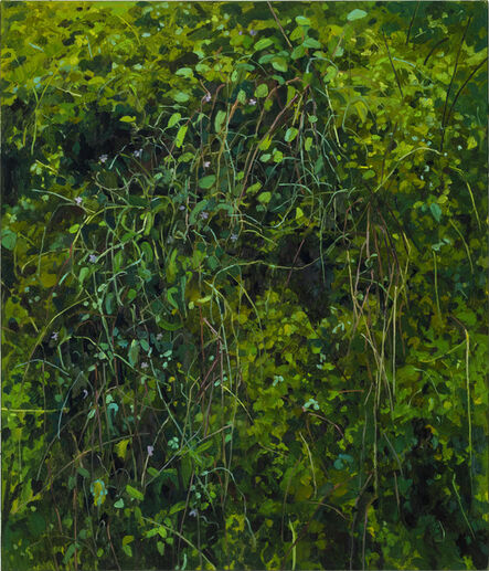 Claire Sherman, 'Moss and Grass', 2017