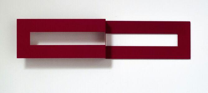 Horst Linn, 'Double red', 2013