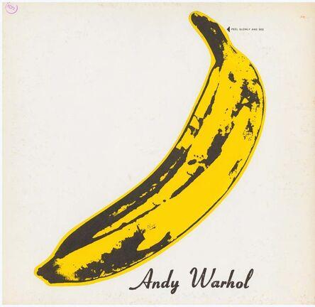 Andy Warhol, 'Andy Warhol Banana: Nico & The Velvet Underground vinyl record (1967 original)', 1967